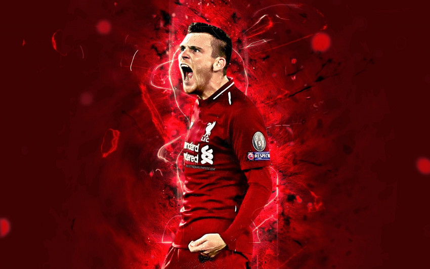 Andy Robertson Wallpapers Ph
