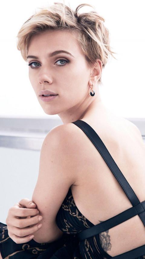Scarlett Johansson HD iphone