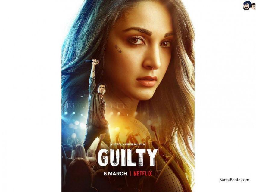 Kiara Advani Guilty movie Wa