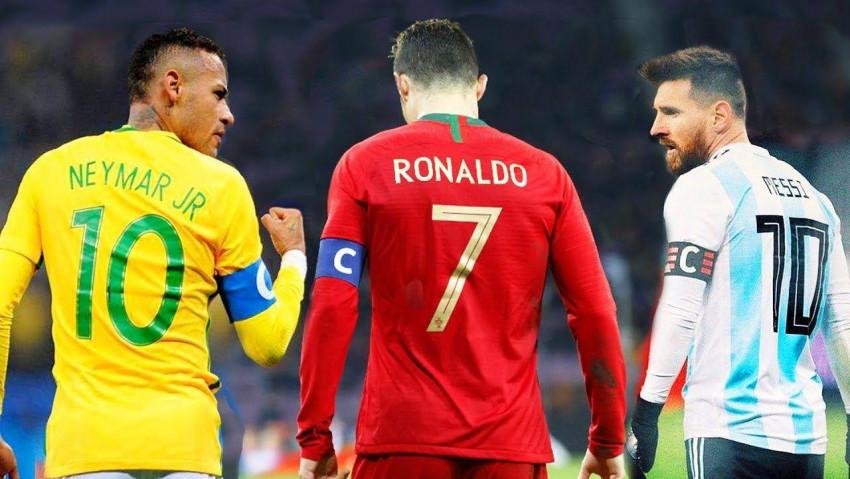 Cristiano Ronaldo Lionel Messi Neymar Jr Hd Wallpaper Photos Pictures Whatsapp Status Dp Background Free Download