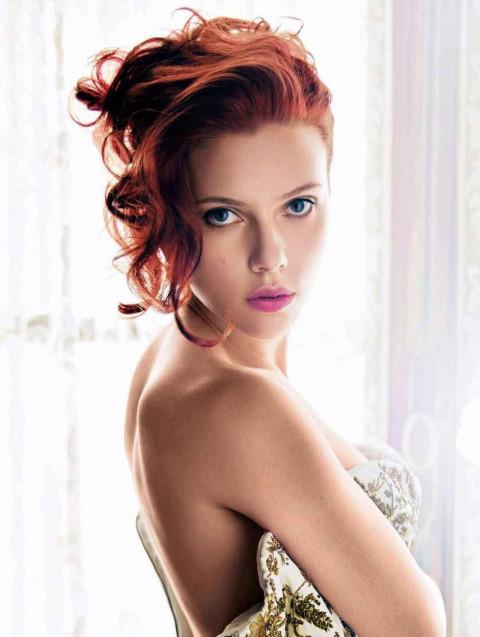 Scarlett Johansson HD Wallpa