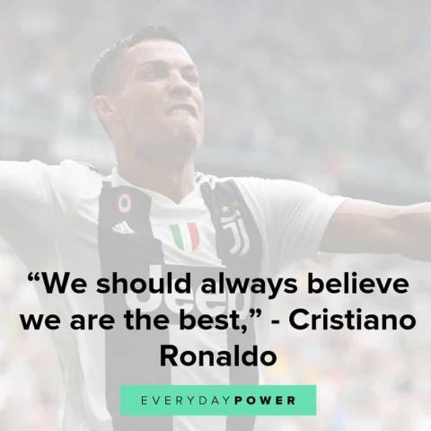 Cristiano Ronaldo Quotes Wal