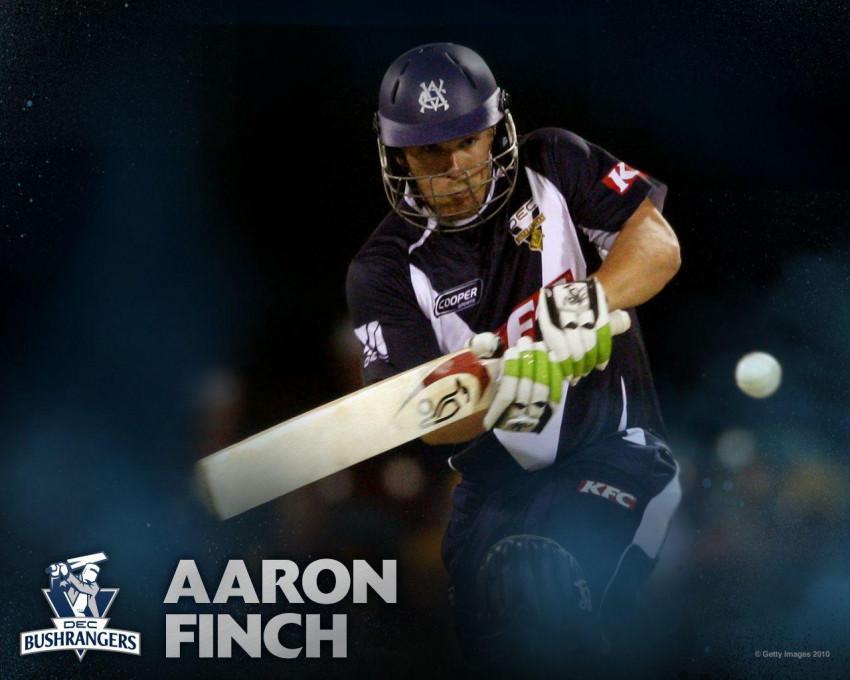 Aaron Finch Wallpapers Photo