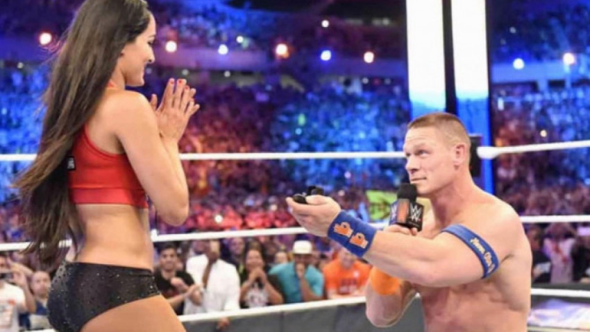 John Cena Nikki Bella Wallpa