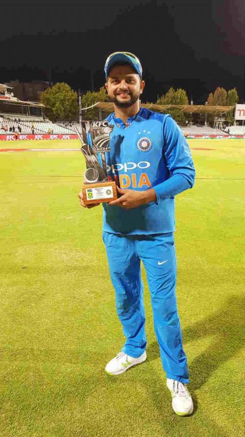 Suresh Raina IPL Wallpapers