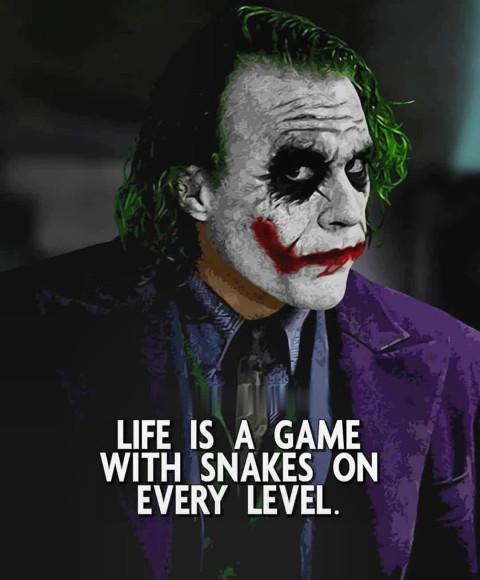 Joker Quotes Attitude Wallpa