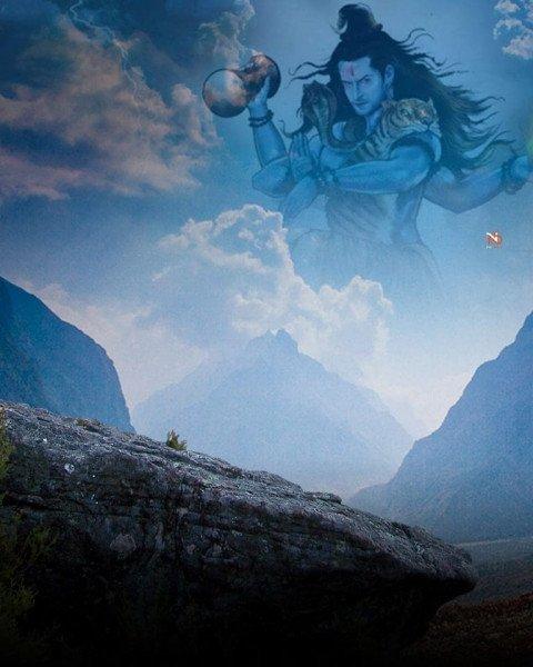 Shankar Bhagwan god picture