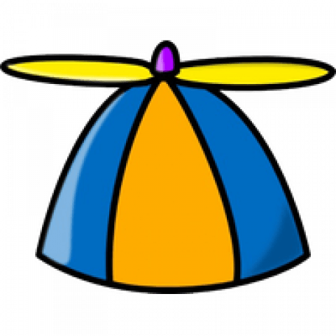 Colorful Birthday Hat (Cap)