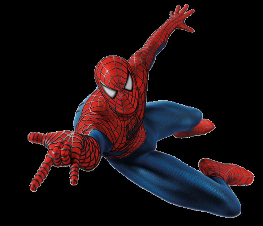 Spider-Man PNG Logo HD Trans