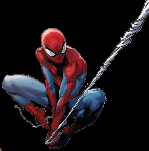 Spider-Man PNG Logo HD Image
