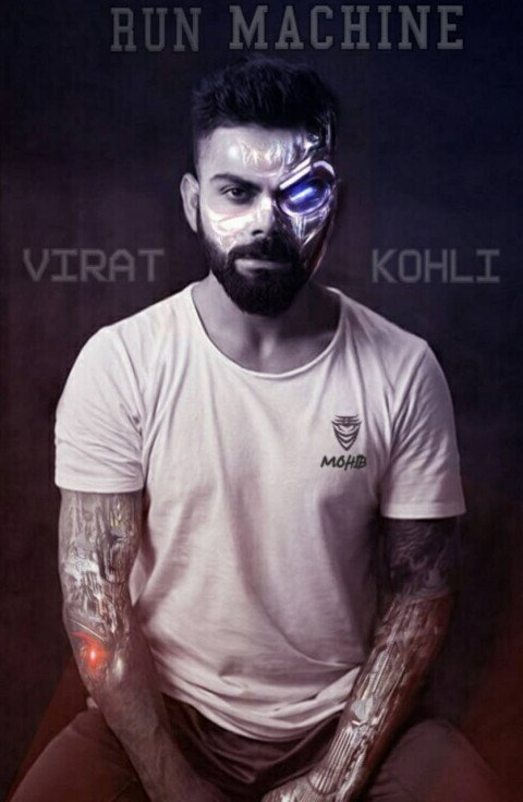 Stylish Virat Kohli Wallpape