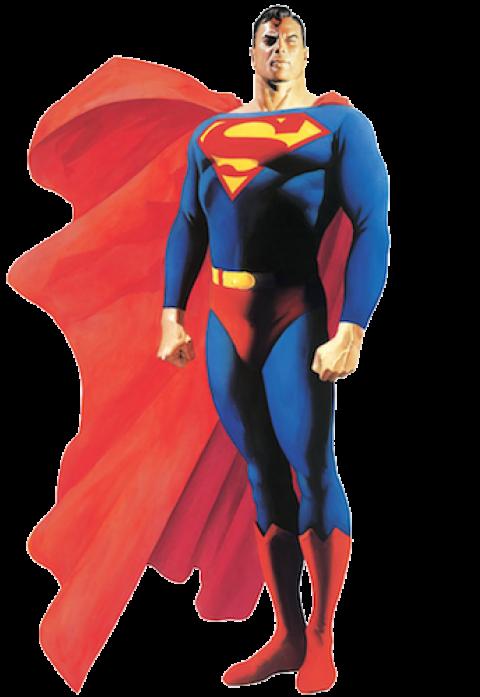 Superman HD PNG Image - Tran