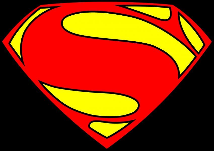 Superman logo PNG Image  (2)
