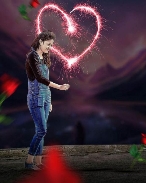 Happy Valentine's Day CB Edi