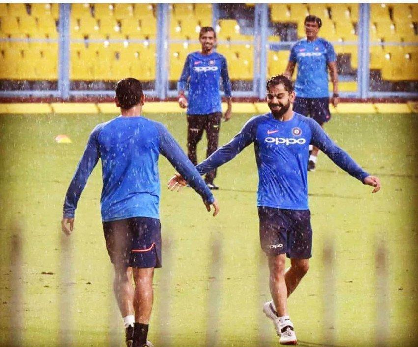 Virat Kohli Practise Match P