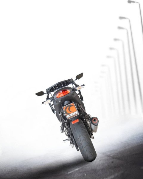 Bike CB Editing background F