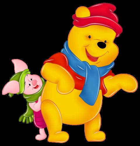 Winnie Pooh HD Png Image -