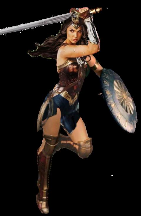 🔥 Wonder Woman PNG HD - Transparent Cartoon (9)   image ...
