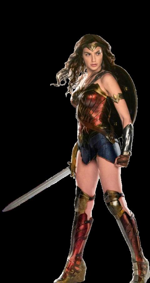 🔥 Wonder Woman PNG HD - Transparent Clipart (15)   image ...