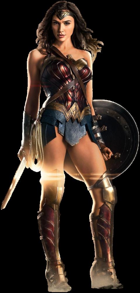 Wonder Woman PNG HD - Transp