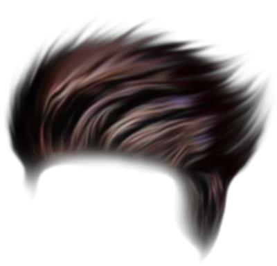 CB Men Hair PNG - Editing Pi