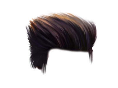 CB Spike Hair PNG - Editing