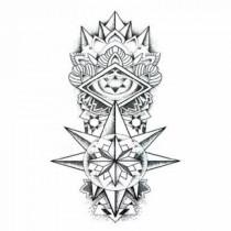 Arm Baju Tattoo Design PNG L