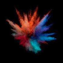 Color Explosion splash holi