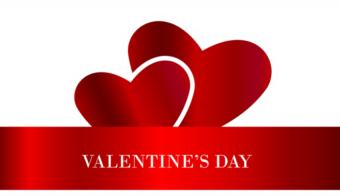 Happy valentines day Text ri