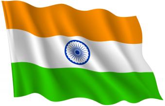 Antique Hindustani Indian Fl