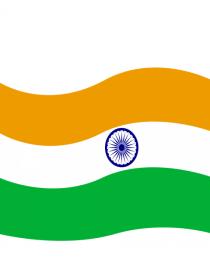 bharat auspicious Indian Fla