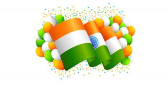 Bharatiya tricolor Indian Fl