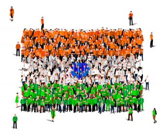 Hindustani pattern Indian Fl