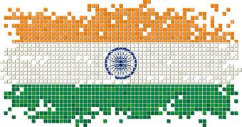 indian gems Indian Flag PNG