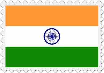 tiranga stamp Indian Flag PN