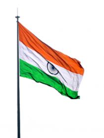Trans bharat Indian Flag PNG