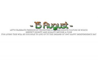 Hindustani tiranga15 August