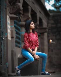 Girl Pose Model Shoot Photog