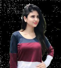 Girls PNG HD Indian  (1)
