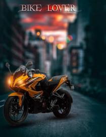 Bike Editing Background HD