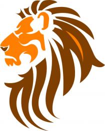 Lion Head PNG Transparent Ve
