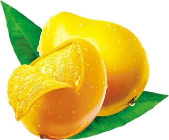 Peeled Mango Ripen HD PNG Ve