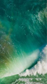 iPhone 7 Stock Wallpaper Ful
