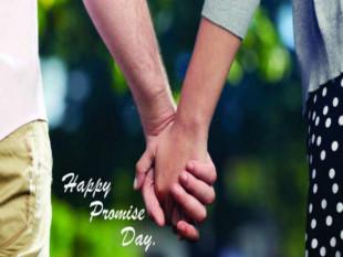 Happy Promise Day Wish Image