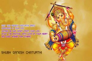 Happy Ganesh Chaturthi Wishe
