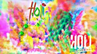 Happy Holi Editing PicsArt B
