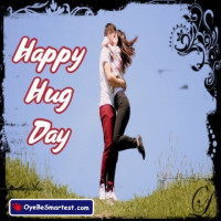 Happy Hug Day for lover Cute