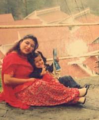 Avneet Kaur Childhood HD Pho