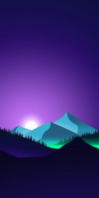 Nature Abstract Super Amoled