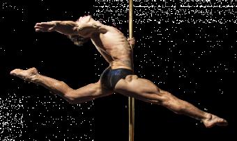 Pole Dance Lady PNG  (50)